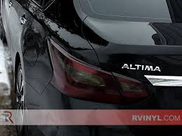 nissan altima coupe black rtint nissan altima coupe 2008 2016 tail light tint film