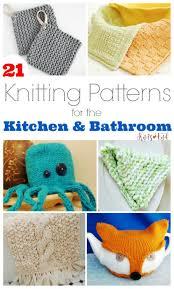 bathroom u0026 kitchen decor knitting patterns knits u0027 end