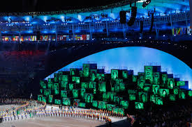 2016 Summer Olympics opening ceremony