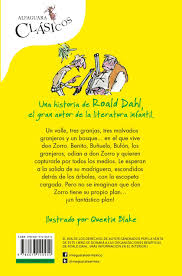 el superzorro fantastic mr fox spanish edition roald dahl