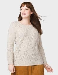 Plus Size Cropped Cardigan Women U0027s Plus Size Sweaters U0026 Cardigans Dressbarn