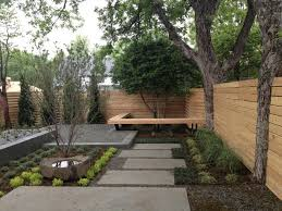 Contemporary Backyard Houzz - Contemporary backyard design ideas