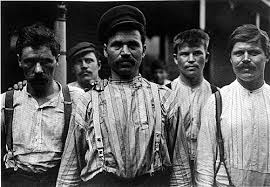 workers at Homestead