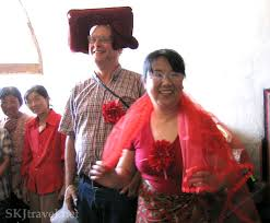Waking Death  A Chinese Wedding and Traditional Marriage Customs SKJ Travel
