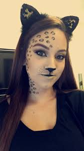Indian Halloween Makeup Best 25 Leopard Makeup Ideas On Pinterest Leopard Costume Cat