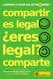 compartir es legal