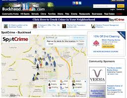 Crime Map By Zip Code by Spotcrime The Public U0027s Crime Map May 2012