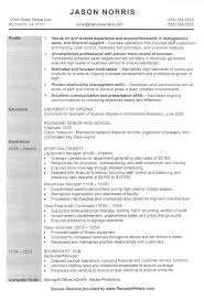 Best Examples of Resumes For Sales Associate   Easy Resume Samples Easy Resume Samples