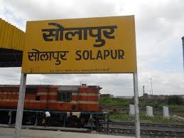 Solapur railway station