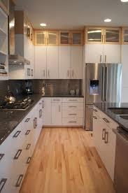 granite countertop over refrigerator cabinet dimensions john