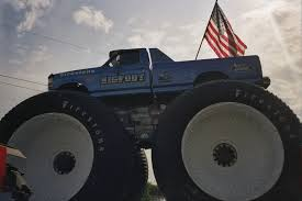 monster truck bigfoot 5 bigfoot 4 4 inc hazelwood missouri