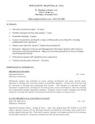 Banker Resume Example by Sample Investment Banking Cover Letter Resume Cv Cover Letter