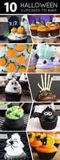 10 halloween cupcakes to bake