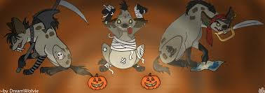 orange halloween hd background hyenas from lion king images hyenas halloween hd wallpaper and