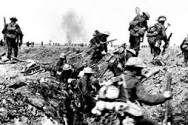 Great War at Home  July