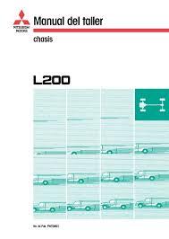 descargar manual de taller mitsubishi l200 zofti descargas gratis