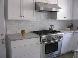 Glass Kitchen Tile Backsplash Ideas Kitchen White Tile Backsplash Kitchen White Subway Tile Kitchen