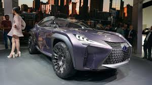 lexus concept cars lexus ux concept turns the suv inside out roadshow