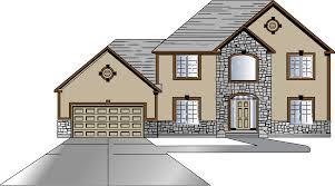 House Picture Of House Clipart