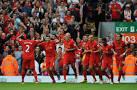 Soccer ��� Barclays Premier League ��� Liverpool v Manchester City.