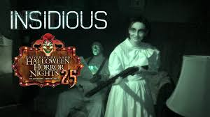 what are the hours for halloween horror nights orlando insidious haunted house maze walk through halloween horror nights