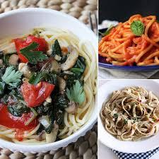 Pasta Recipes Vegan Pasta Recipes Popsugar Fitness