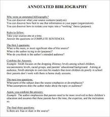 Creating an APA Format Annotated Bibliography   YouTube How to Write an Annotated Bibliography