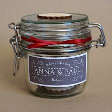 Personalised at home date ideas jar for couple   Posh Wish