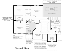parkview at warrington the hopewell home design view floor plans