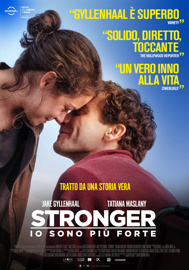 Locandina Stronger
