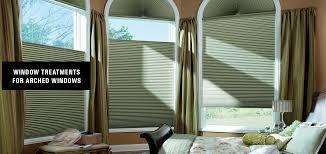 blinds shades u0026 shutters for arched windows winnipeg drapery