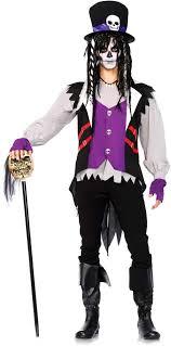 Undead Halloween Costumes Undead Voodoo Priest Shaman Witch Doctor Healer Zombie Costume