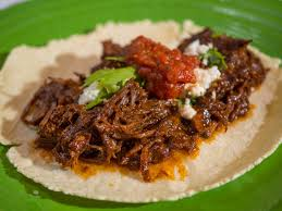 pressure cooker boneless beef short rib tacos with dried chile