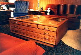 Display Coffee Table Tables Watersong Furniture Watersong Furniture