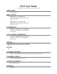 Resume For Nanny Job by Curriculum Vitae Sample Cover Letter For Sales Position Resume