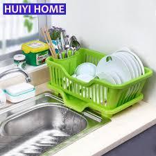 Popular Kitchen Dish DrainerBuy Cheap Kitchen Dish Drainer Lots - Kitchen sink dish rack