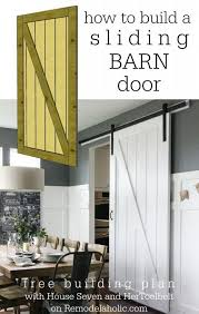 Sliding Barn Closet Doors by Best 25 Diy Barn Door Ideas On Pinterest Diy Sliding Door Diy