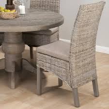 rattan dining chairs bali rattan dining chair in coffee bean 641