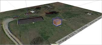 House 3d Model Free Download by Viewing Your Model In Google Earth Sketchup Knowledge Base