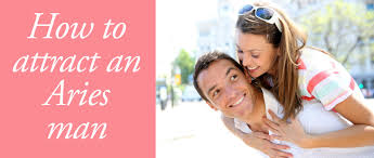 How to attract an Aries man banner image