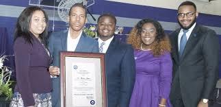 Wiley College names Tom Joyner Humanitarian of the Year