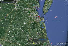 Virginia On Map by The Center For Conservation Biology U2013 Grace Flies To Mobjack Bay