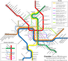Metro Lines Map by The New Circulators And The Metro Map U2013 Greater Greater Washington