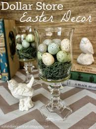 Easter Decorations For Home Easter Link Party Features 15 Diy Easter Decorations For The Home
