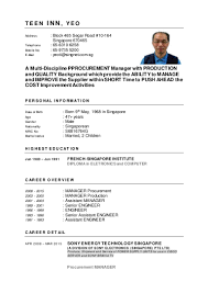Resume Samples Grocery Store by Ti Yeo Resume Re Build 25 Jun 2015
