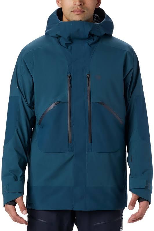 Mountain Hardwear Cloud Bank Gore-Tex Insulated Jacket Icelandic Small 1851361324-S