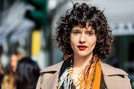 short haircuts for frizzy curly hair haircut inspiration for curly hair short hair bangs and more