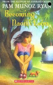 Becoming Naomi Leon | Hicklebee\u0026#39;s - 9780439269971