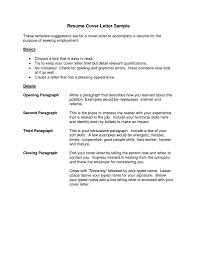 College application letter outline