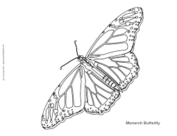good monarch butterfly coloring pages 91 for free coloring book